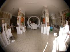 Il laboratorio artistico